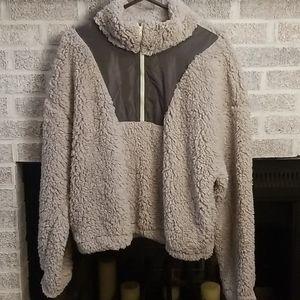 Wild fable quarter zip fleece pullover XXL